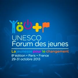 Unesco • Youth Forum